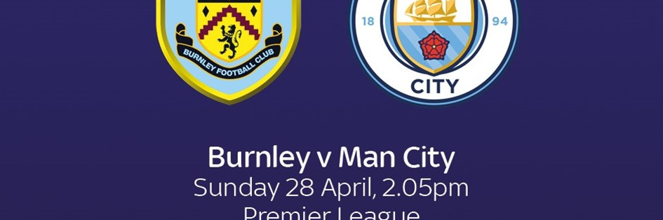 Burnley v Manchester City (Premier League)