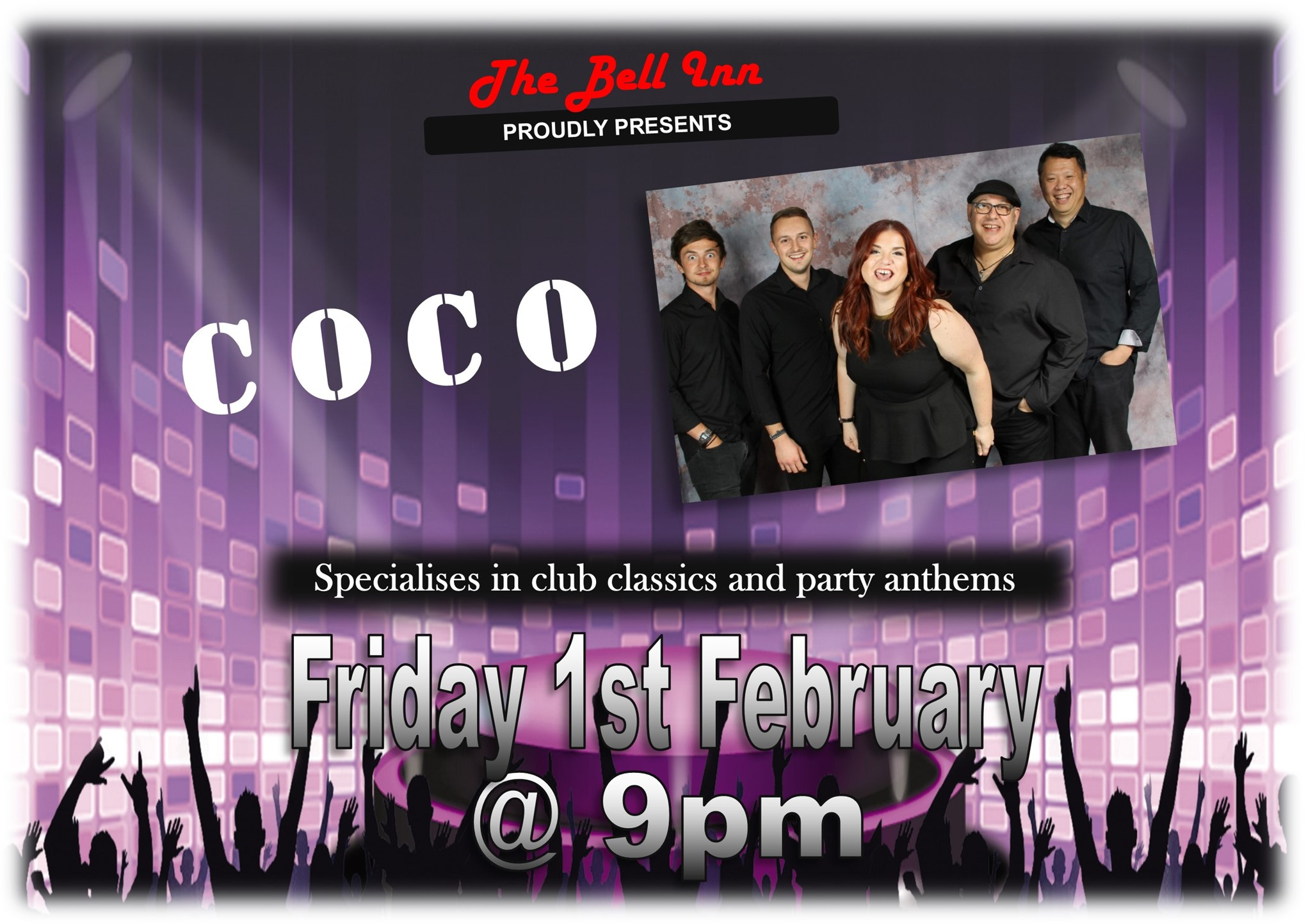 Live Music with COCO