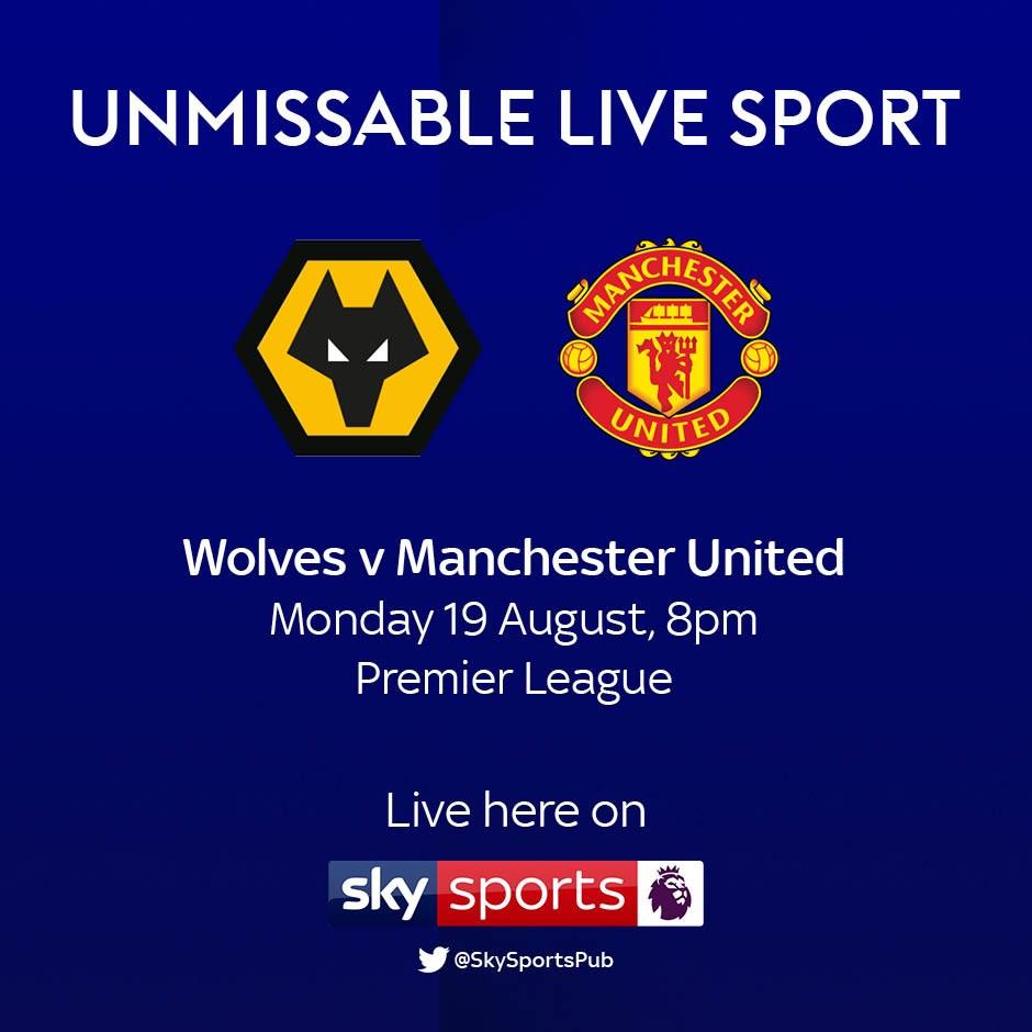 Wolves v Manchester United (Premier League)