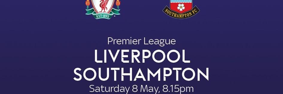 Liverpool v Southampton (Premier League)