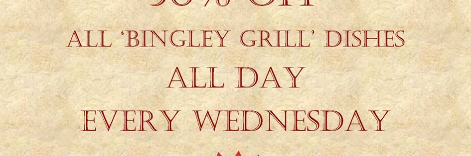 Grill Wednesdays