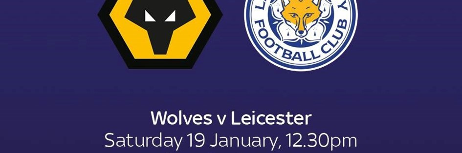 Wolves v Leicester City (Premier League)