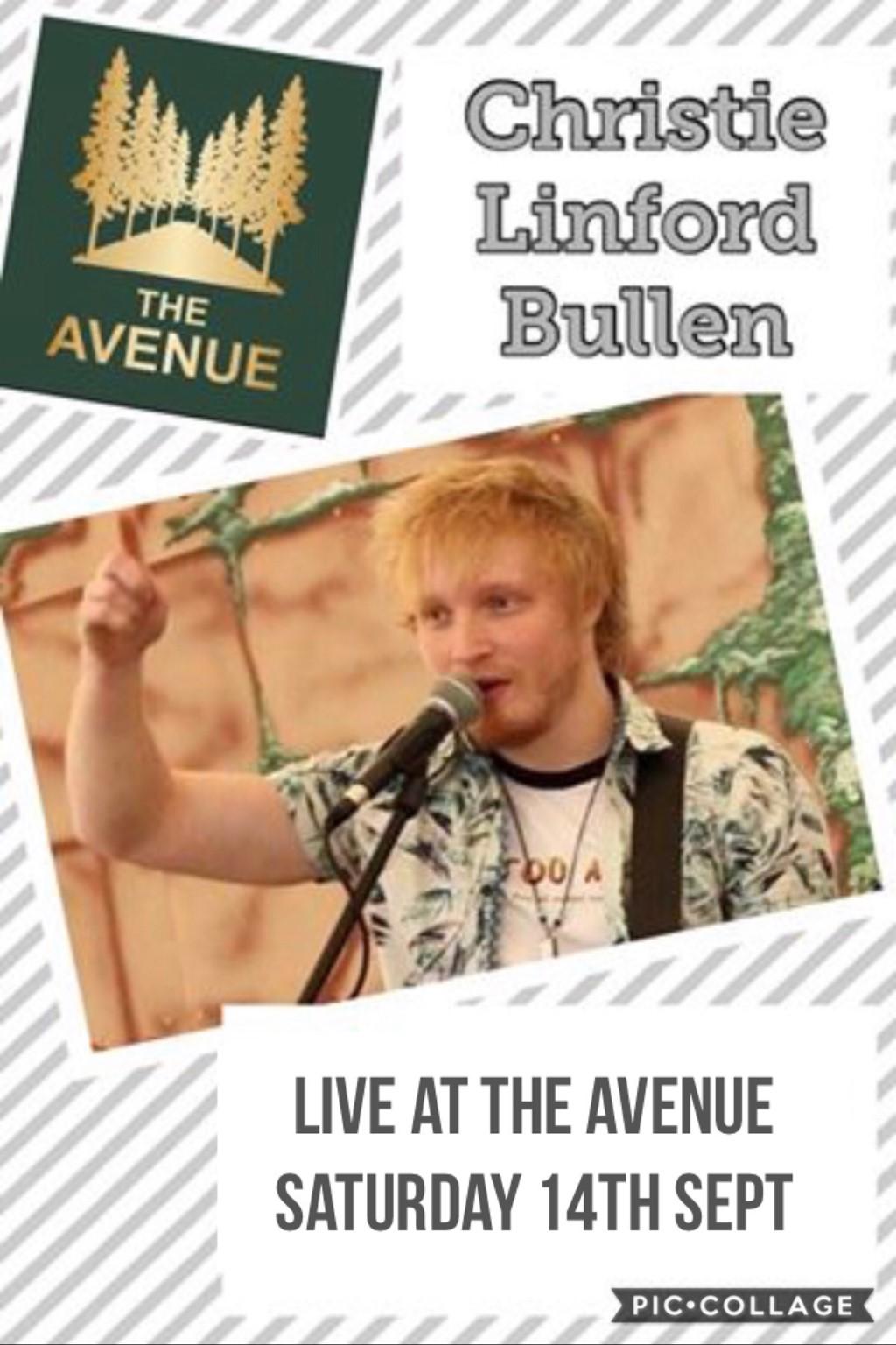 Christy Linford Bullen - Ed Sheeran Tribute