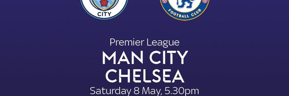 Manchester City v Chelsea (Premier League)