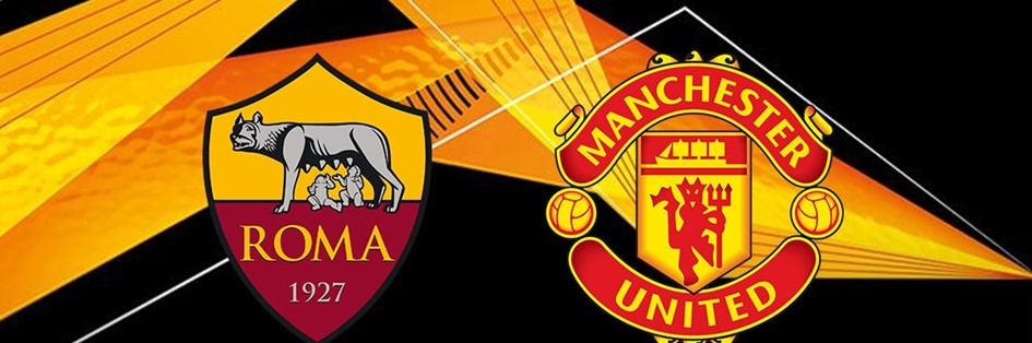 Roma v Manchester United (Europa League)