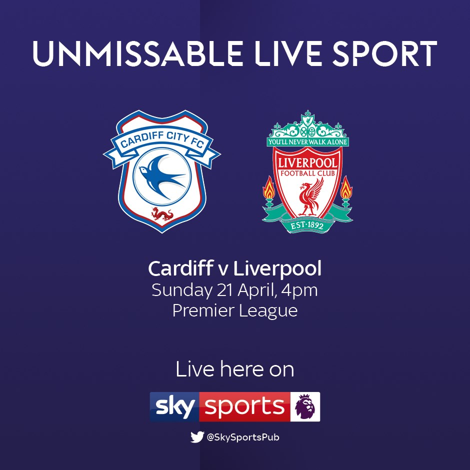 Cardiff City v Liverpool (Premier League)