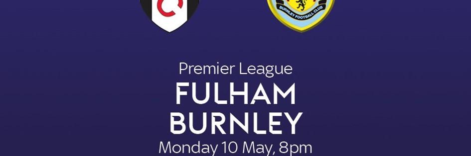 Fulham v Burnley (Premier League)
