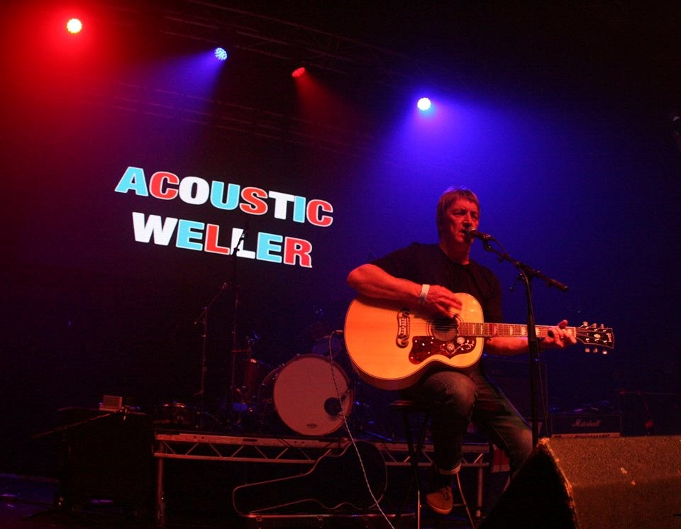 ACOUSTIC WELLER FRIDAY 31ST MARCH 9PM FREE ENTRY