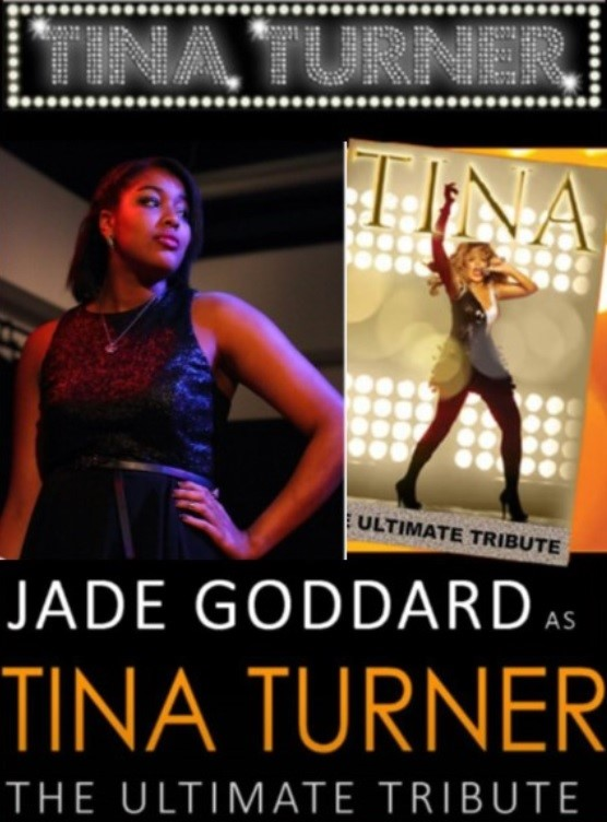 Tina Turner Tribute Act & Party set with Jade Goddard