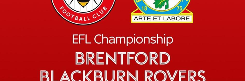 Brentford v Blackburn Rovers (Football League)