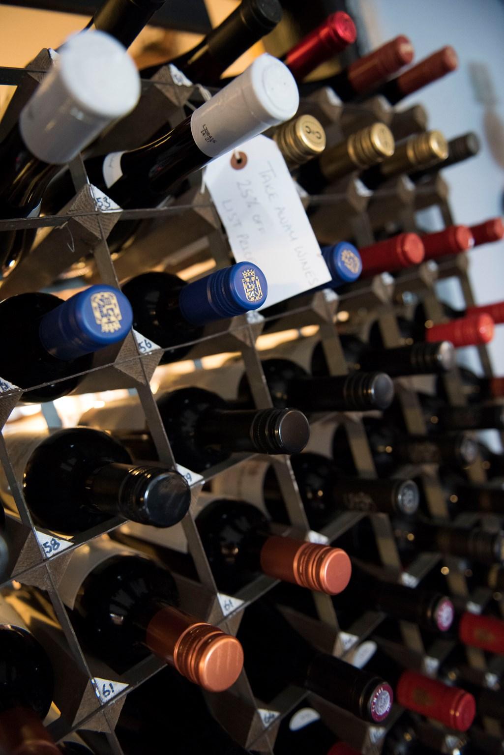 Monthly Wine Evening