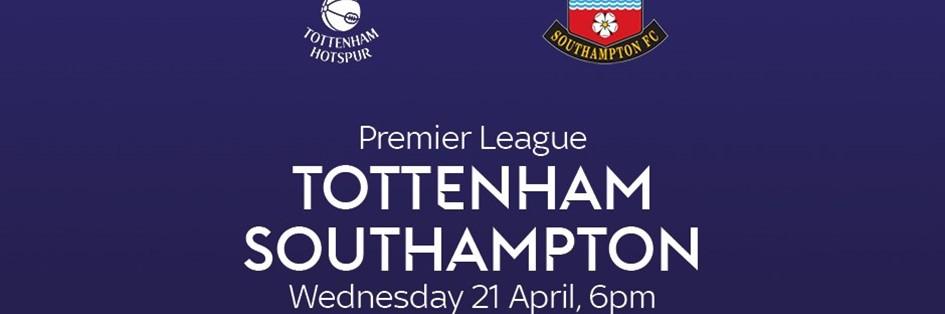 Tottenham Hotspur v Southampton (Premier League)
