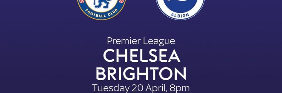 Chelsea v Brighton and Hove Albion (Premier League)
