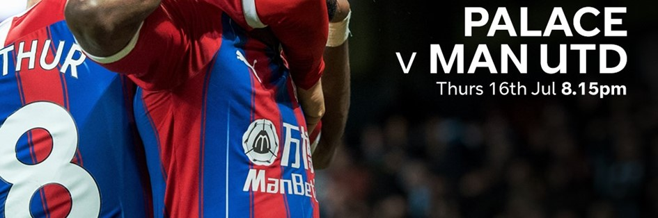 Crystal Palace v Manchester United (Premier League)