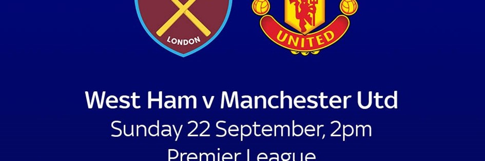 West Ham United v Manchester United (Premier League)