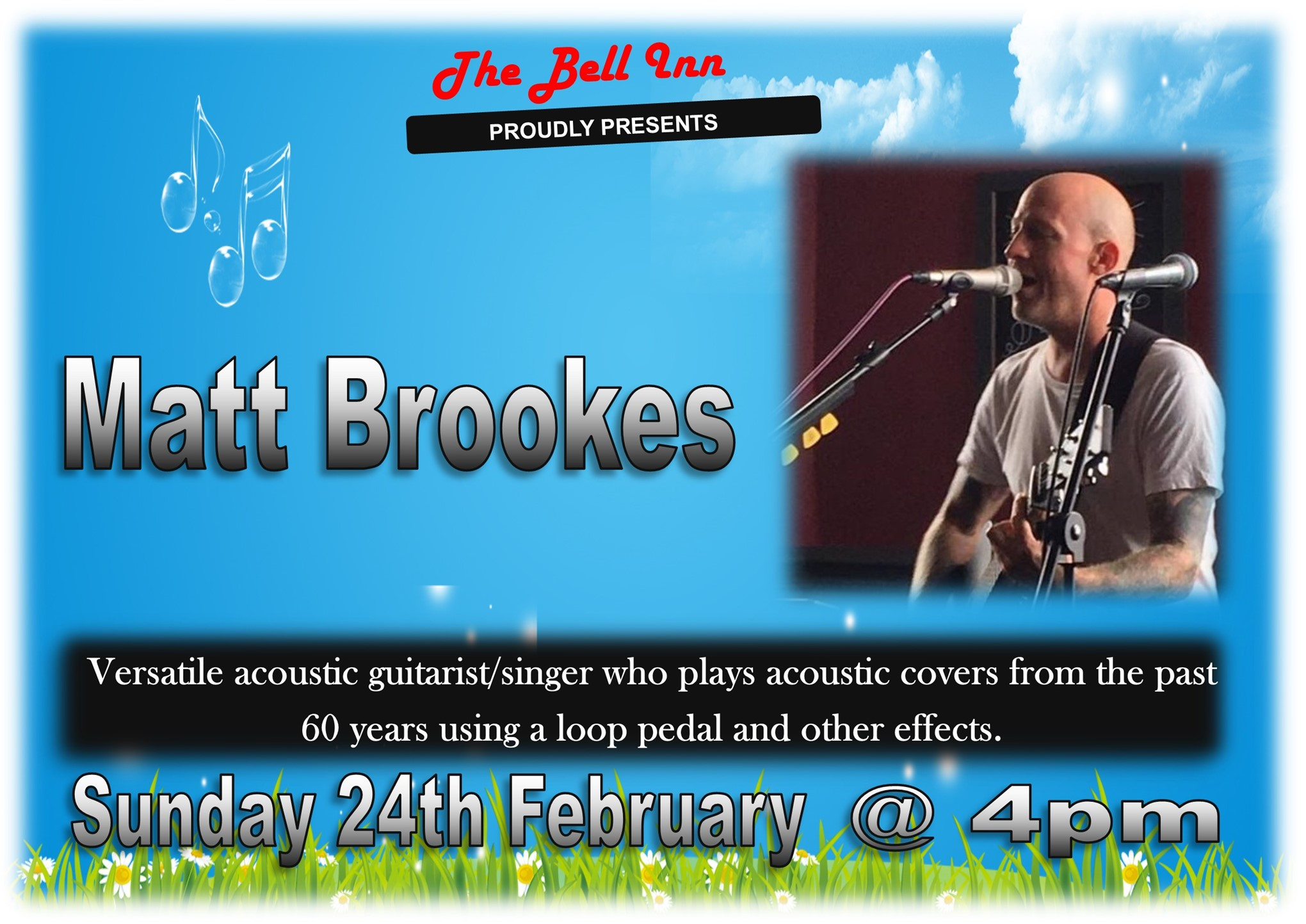 Chill Out Session with Matt Brookes