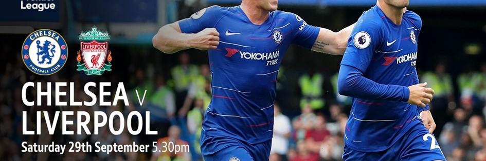 Live premeiership Chelsea Vs Liverpool