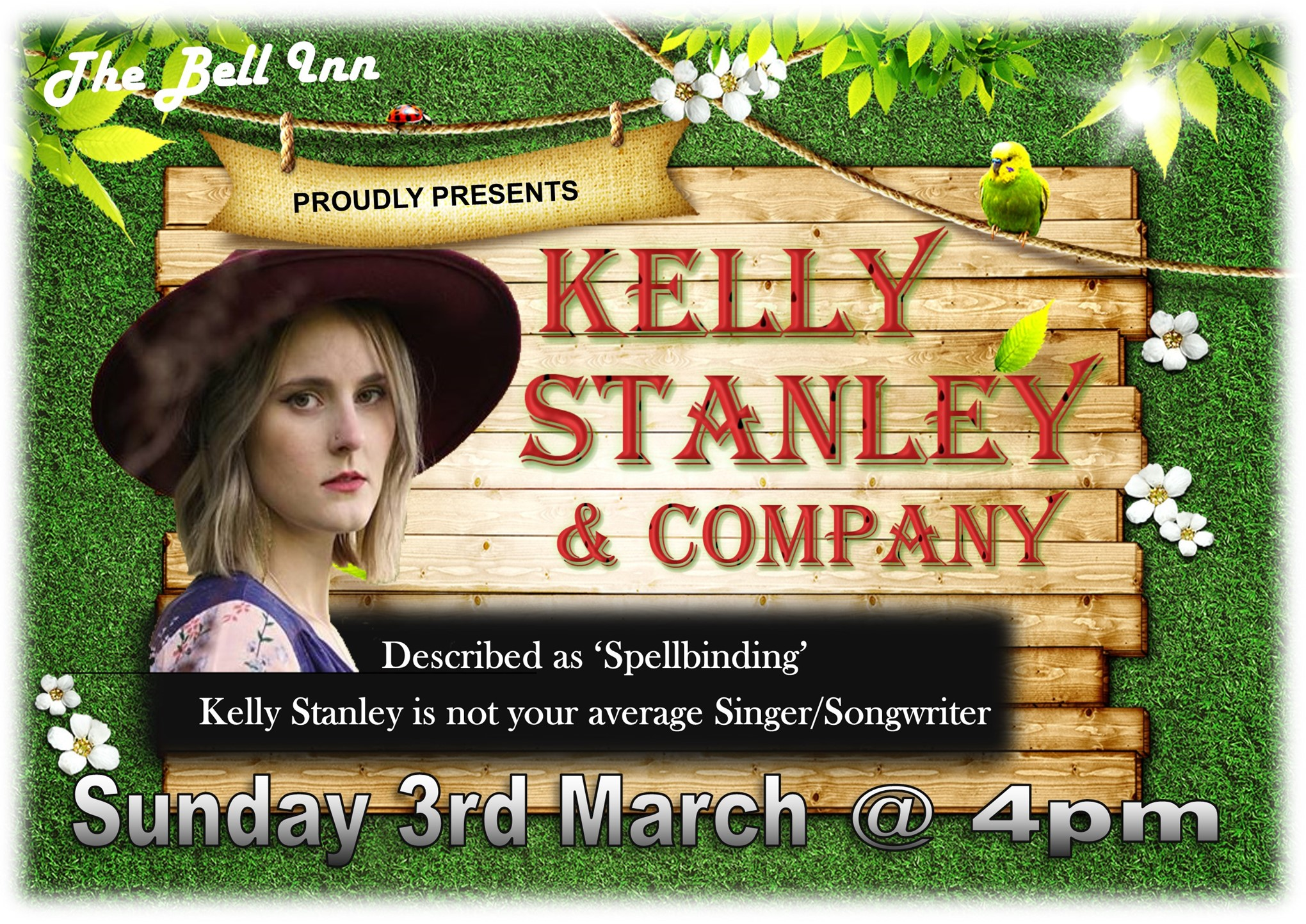 Chill Out Session with Kelly Stanley & Company