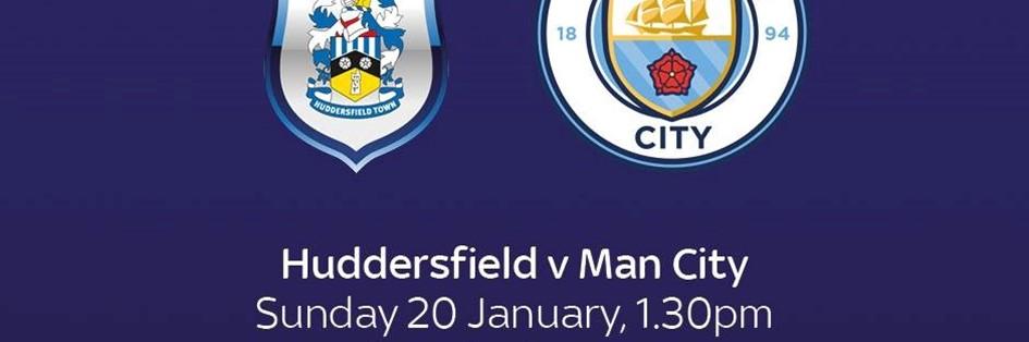 Huddersfield Town v Manchester City (Premier League)