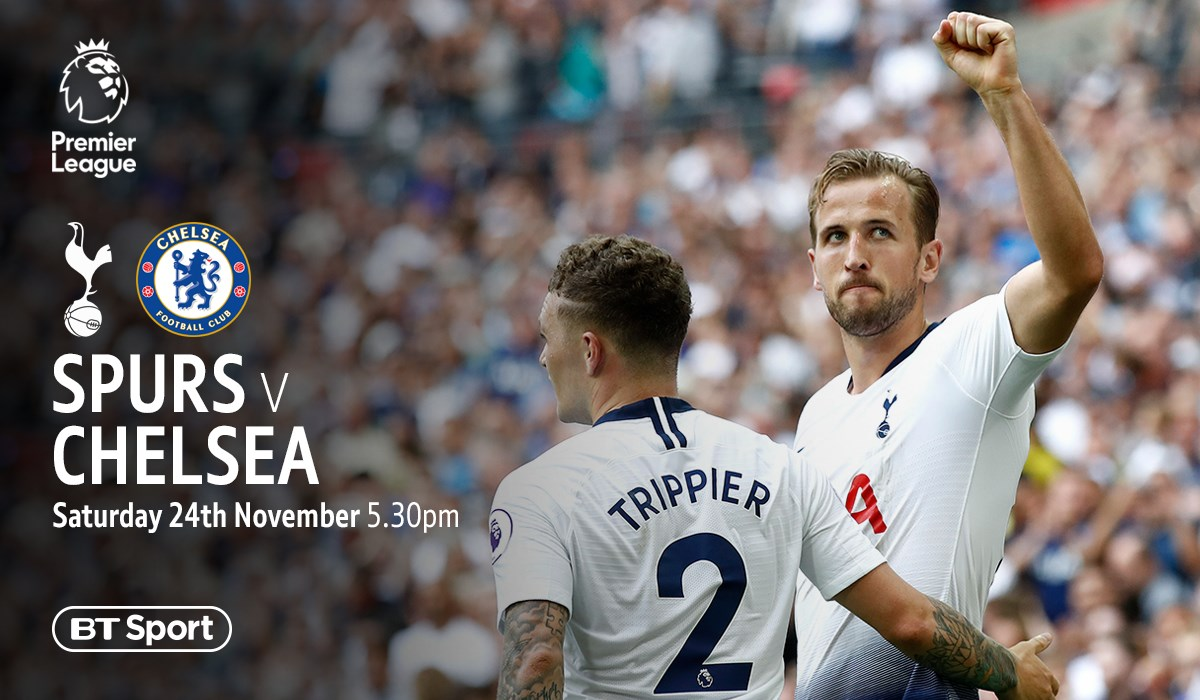 Tottenham v Chelsea (Premier League)
