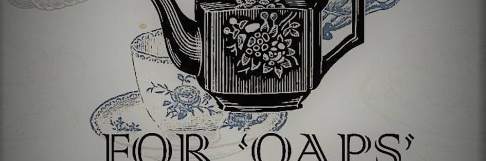 Free Teas for OAP's!