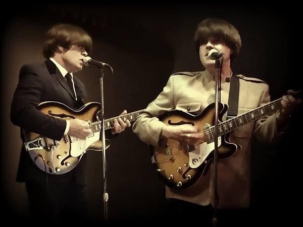 The Two Beatles