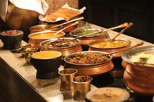Curry Night - 2 curries for £10
