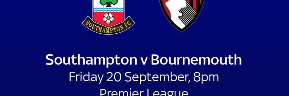 Southampton v Bournemouth (Premier League)
