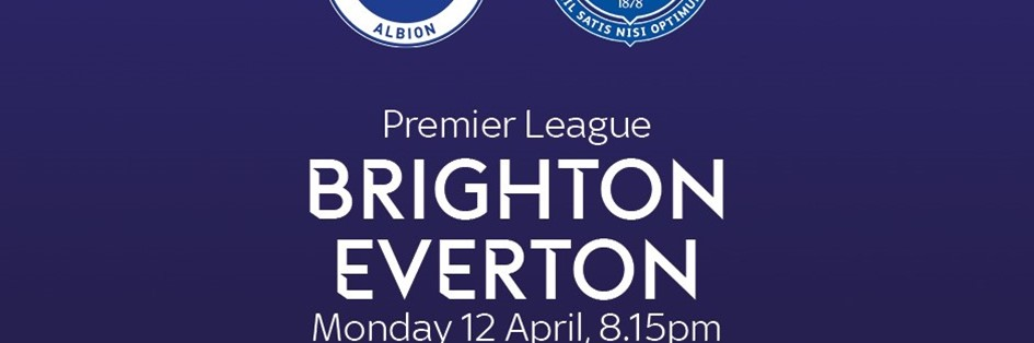 Brighton and Hove Albion v Everton (Premier League)