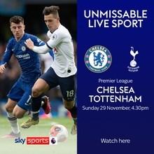 Chelsea v Tottenham Hotspur (Premier League)