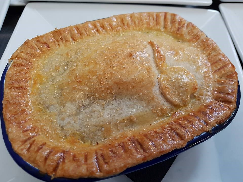 Pie & Pint £15