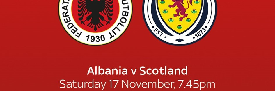 Albania v Scotland (International)