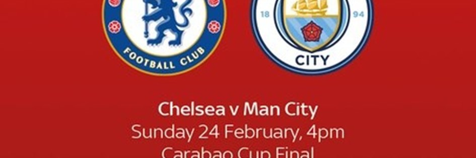 Chelsea v Manchester City (EFL Cup)