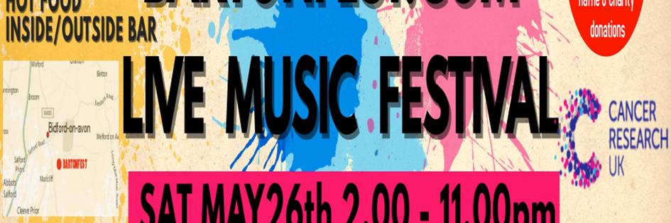 Bartonfest.com - LIVE MUSIC FESTIVAL