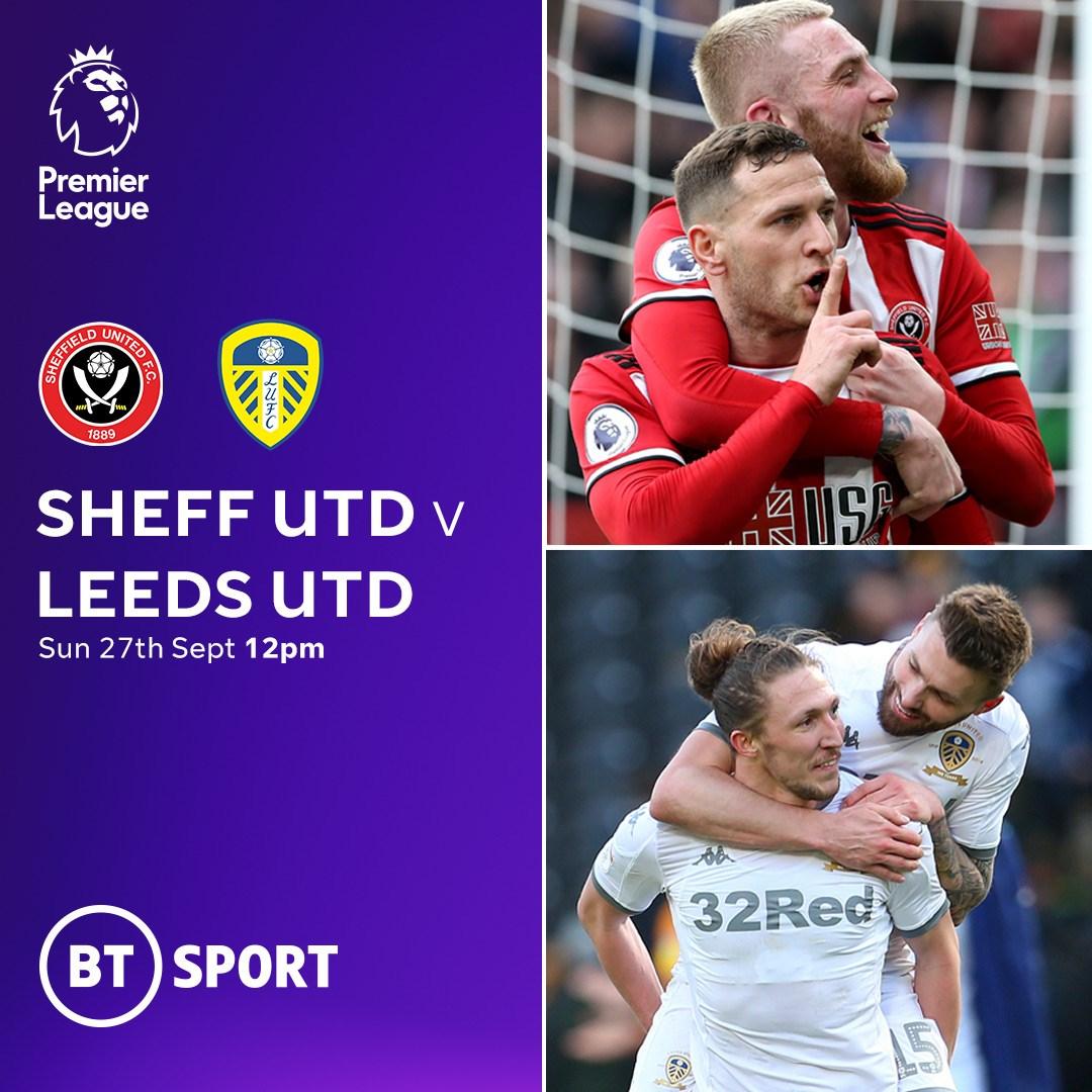 Sheffield United v Leeds United (Premier League)