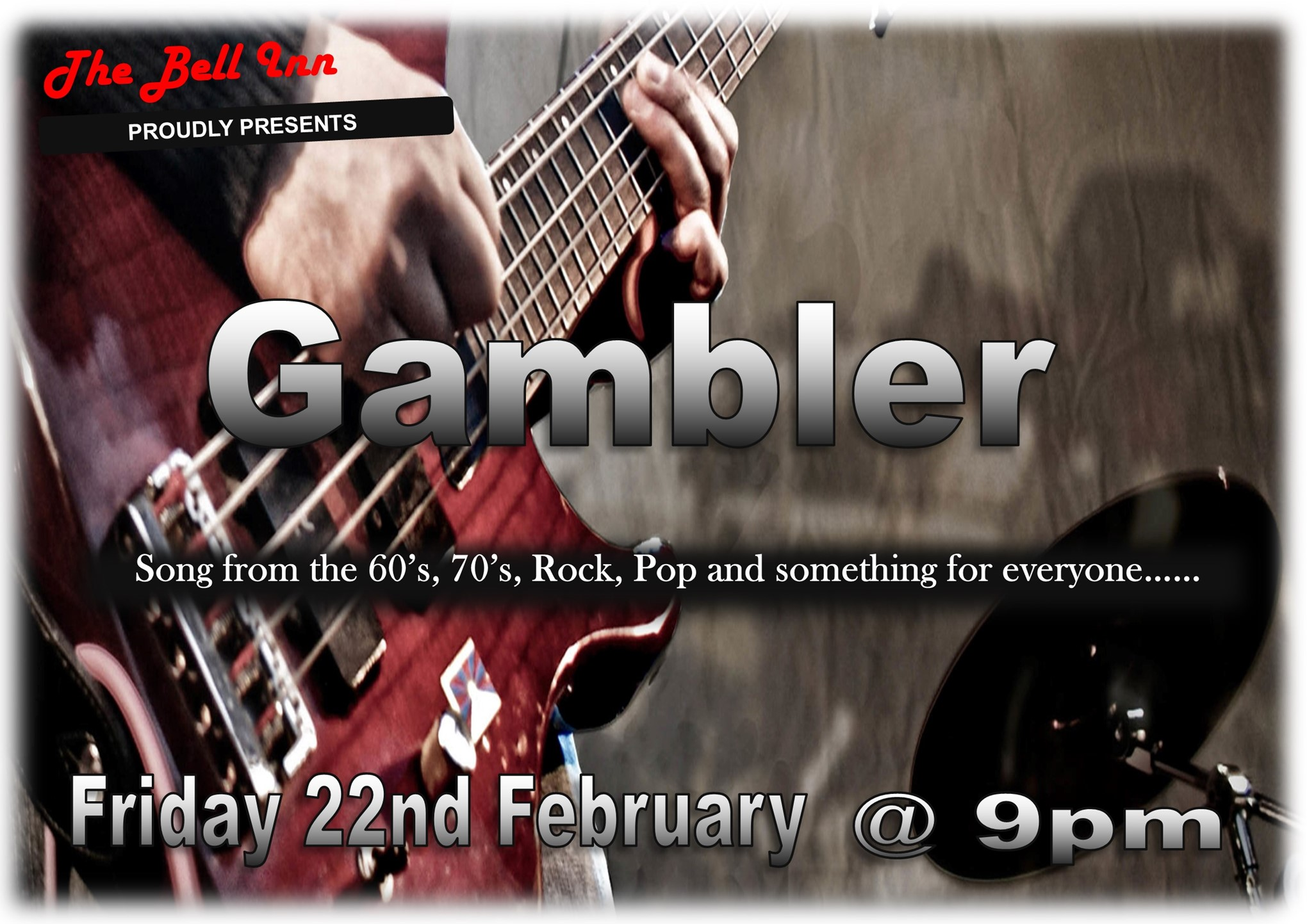 Live Music with Gambler