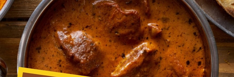 Thursday is Curry night at The Avenue 2 for £10