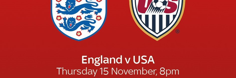 England v USA (International)