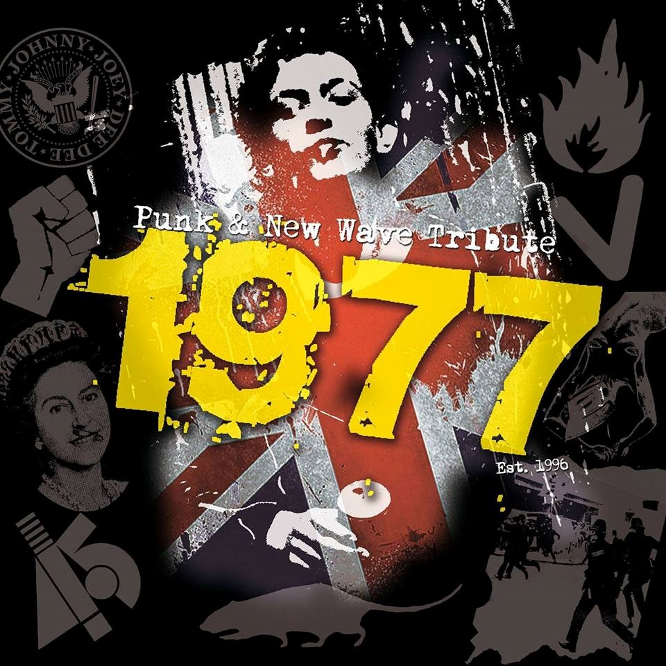 1977 SATURDAY 25TH MARCH 9PM FREE ENTRY