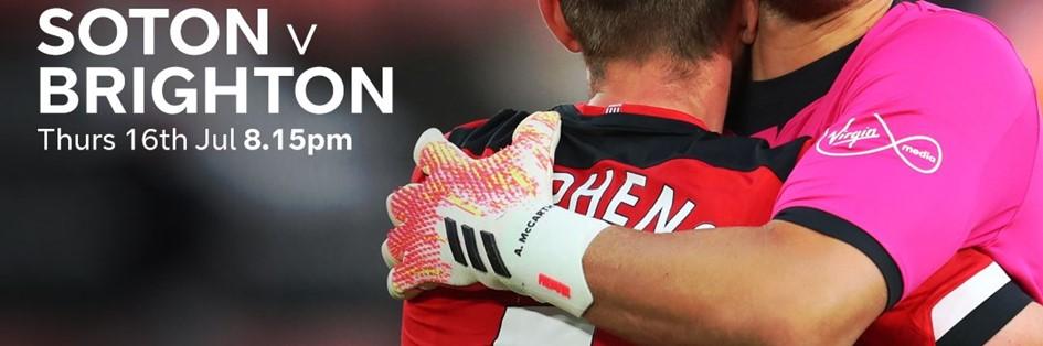 Southampton v Brighton (Premier League)
