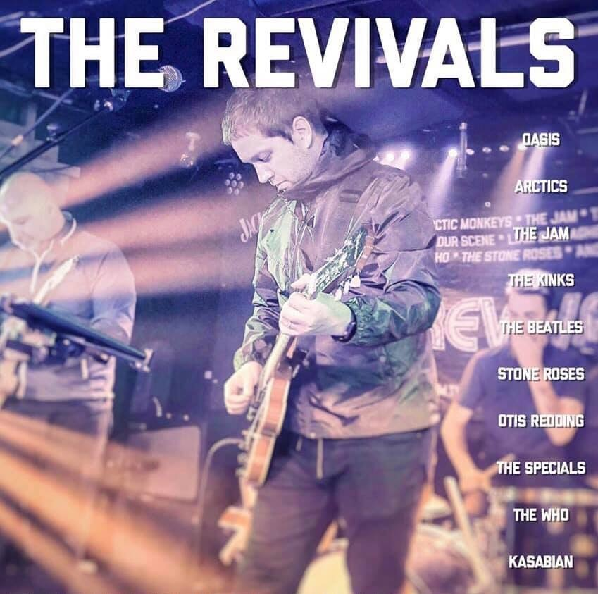 Live Music - The Revivals