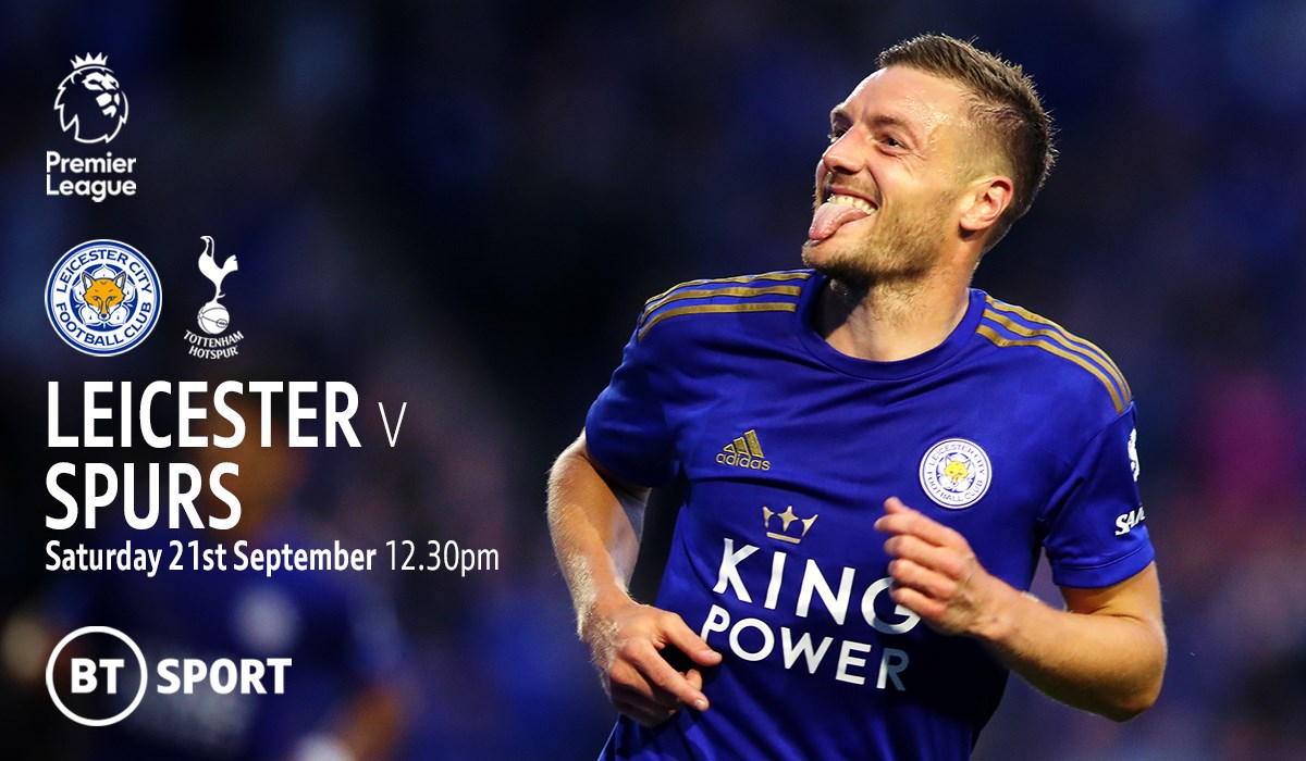 Leicester City v Tottenham (Premier League)
