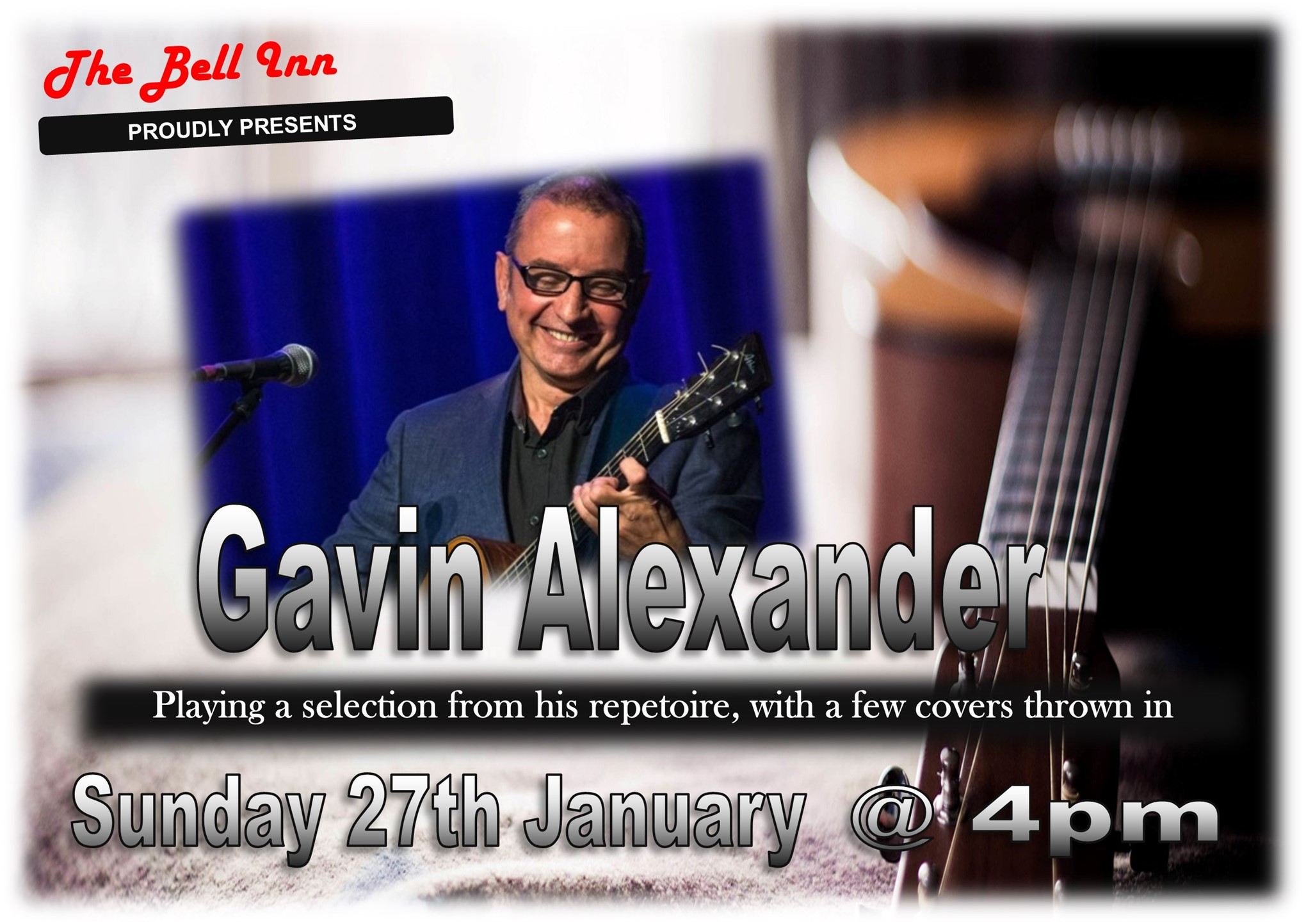 Sunday Chill Out Session with Gavin Alexander
