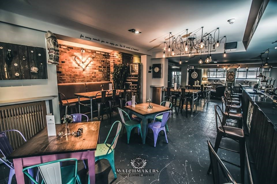 Watchmakers A Child And Dog Friendly Pub Serving Food