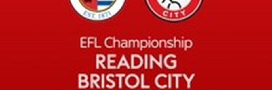 Reading v Bristol City (Football League)