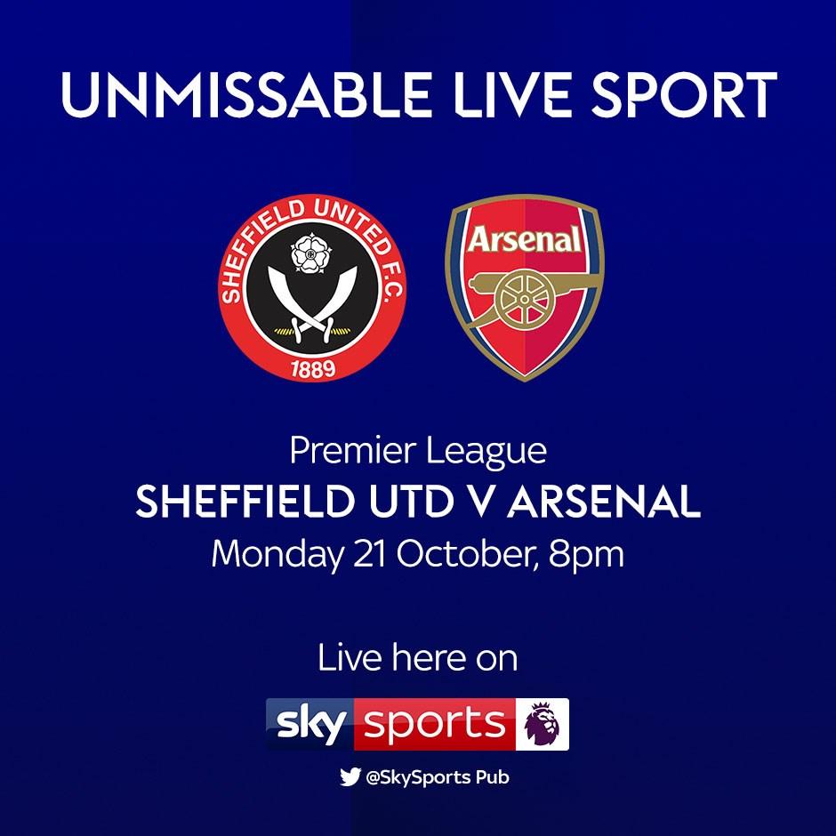 Sheffield United v Arsenal (Premier League)