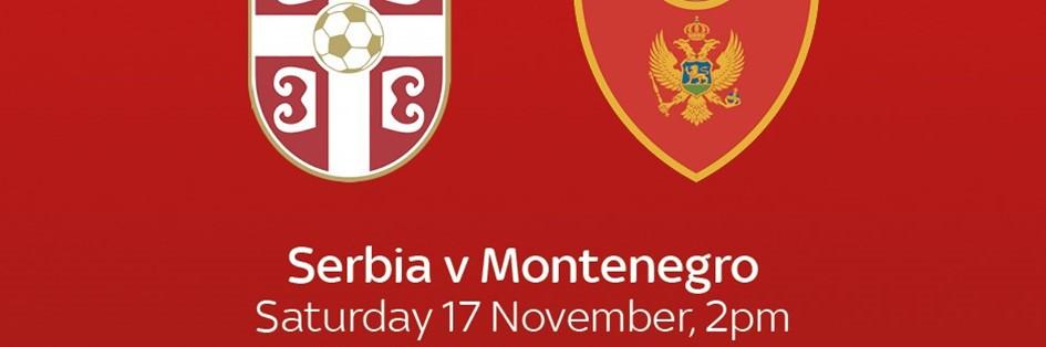 Serbia v Montenegro (International)