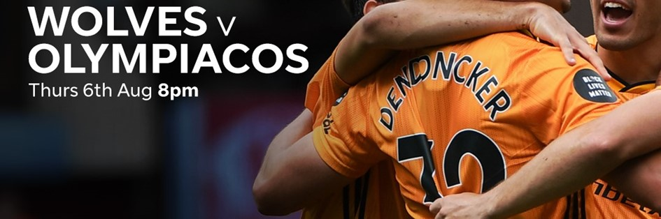 Wolves v Olympiacos (Europa League)