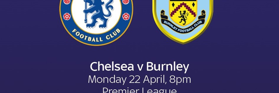 Chelsea v Burnley (Premier League)