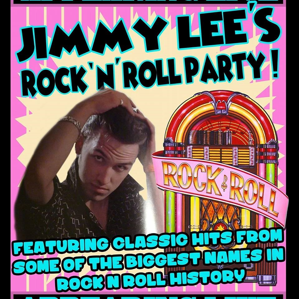 New Years Eve Party with Jimmy Lee